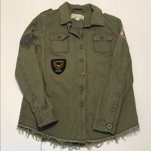 Vintage Havana Jacket